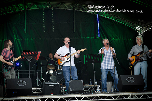 REJECTS - NAPTON FESTIVAL 2016
