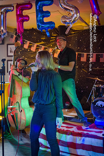 KATE AND THE MOON CATS - GRISTFEST 2, THE GRIST MILL, LEAMINGTON SPA 2016