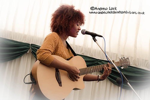 TAYLOR LOUISE - WARWICK BEER FESTIVAL 2016