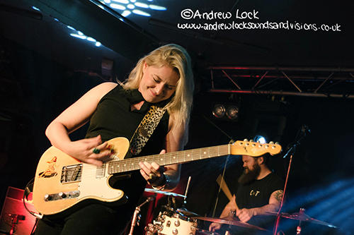 JOANNE SHAW TAYLOR - COVENTRY COPPER ROOMS 2 2015
