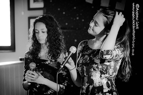 SISTER ACT - GRISTFEST 2, THE GRIST MILL, LEAMINGTON SPA 2016