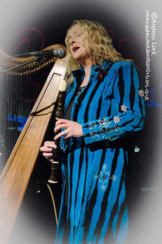 HEATHER FINDLAY BAND - ROBIN 2, BILSTON 2016