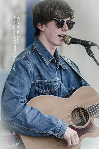 JOE DOLMAN - WARWICK FOOD FESTIVAL 2016