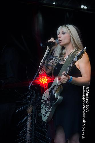GRACE SOLERO - NAPTON FESTIVAL 2016