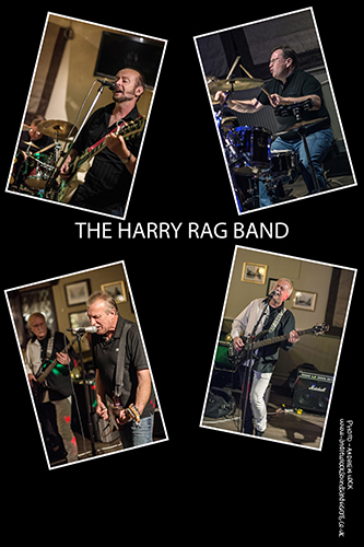 HARRY RAG BAND