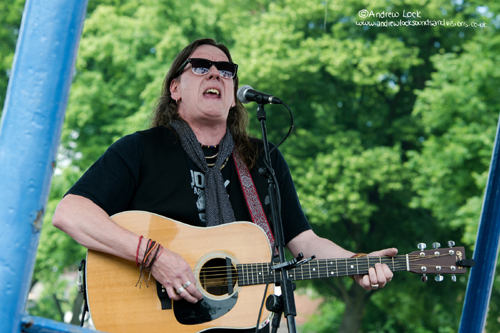 JAMES J TURNER - LEAMINGTON PEACE FESTIVAL 2014