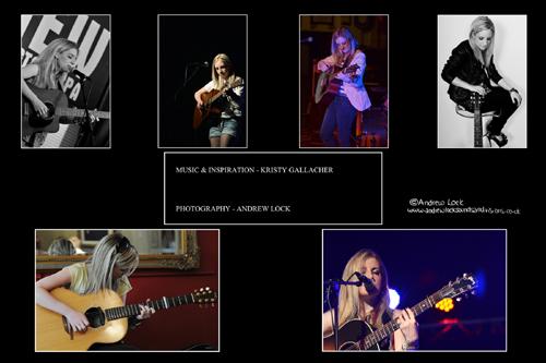 MUSIC, PHOTOGRAPHY & INSPIRATION 2 - KRISTY GALLACHER