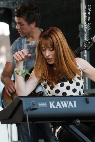 NINA BAKER - NAPTON FESTIVAL 2014