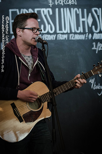 SAM - DRAPERS BAR AND GRILL, COVENTRY OPEN MIC 2016