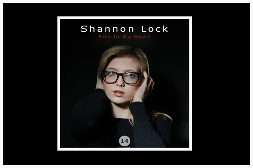 SHANNON LOCK - FIRE IN MY HEART (EP)