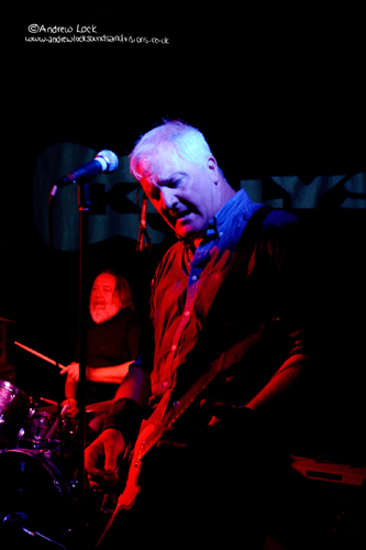 THE DT'S - ZEPHYR LOUNGE, LEAMINGTON SPA 2013