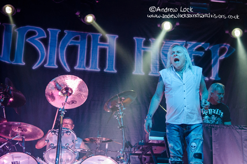 URIAH HEEP - LEAMINGTON ASSEMBLY 2015