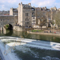 River at Bath