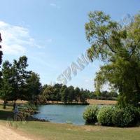 Lake at Petworth House