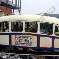 Castle Hill Railway in Bridgnorth