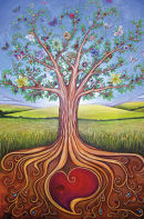 Tree of Life by Claire Johnson