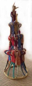 Acrobats by Tadek Beutlich