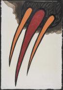 'Bird of Prey' print by Tadek Beutlich