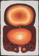 Beutlich Radiation 2 block print