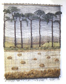 'Cornfield' by Fay Hankins SOLD
