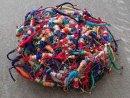 Tadek Beutlich free warp tapestry