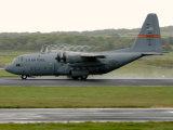 USAF Lockheed C-130E Hercules 63-7877