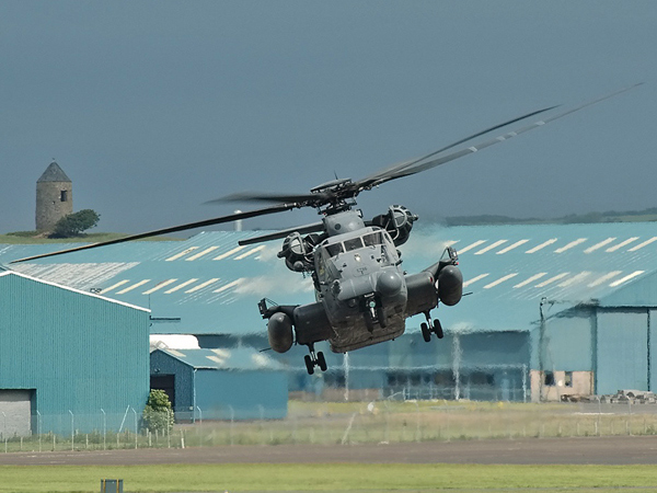 USAF  Sikorsky MH53J Pave Low   69-5796