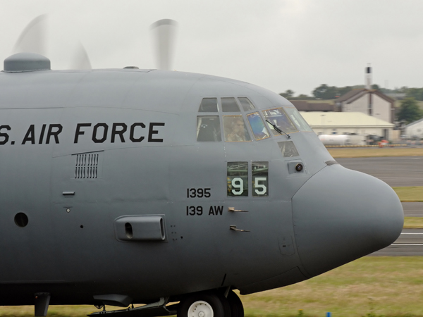 USAF Lockheed C-130H Hercules  86-1395