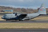 USAF Lockheed C-130H Hercules 92-3021