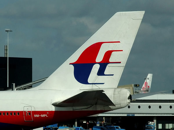 Malaysia Airlines  Boeing 747-409