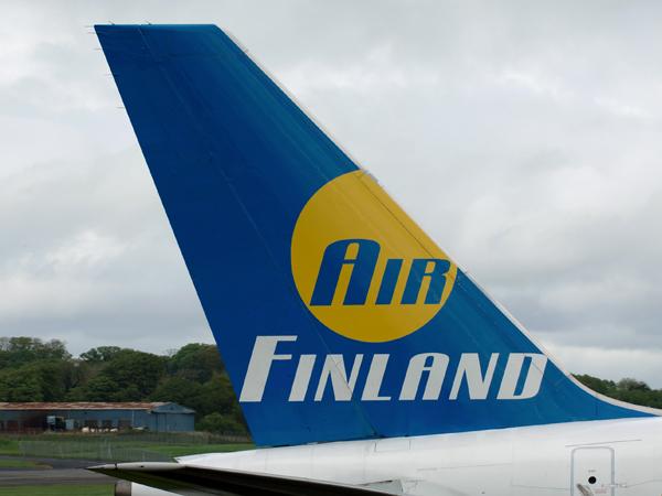 Air Finland Boeing 757-2Q8