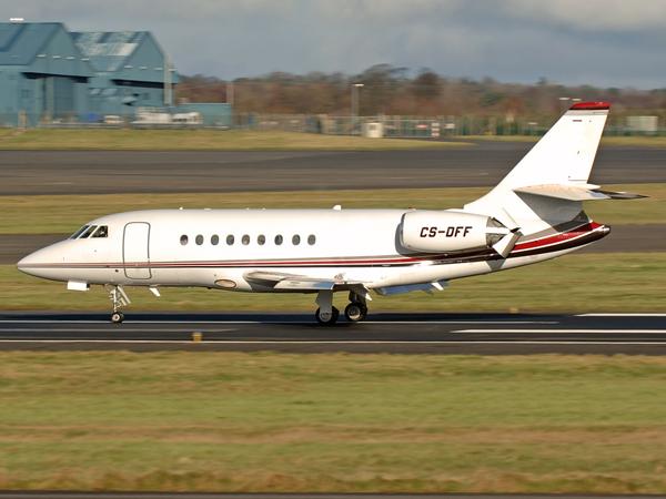 Falcon 2000 EXEASY   CS-DFF