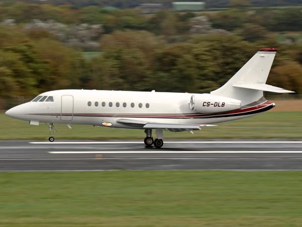 Dassault Falcon 2000EX   CS-DLB