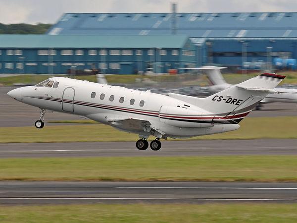 Netjets   Raytheon  Hawker 800XPi     CS-DRE