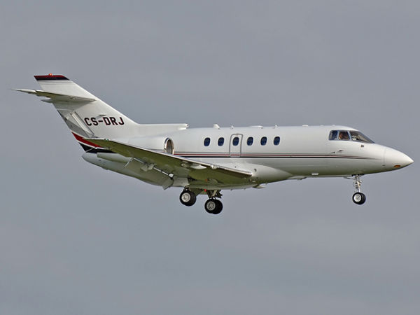 Netjets    BAe.125 Hawker 800XPi   CS-DRJ