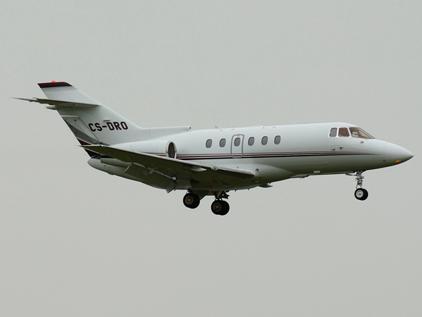 Netjets    BAe.125 Hawker 800XPi   CS-DRO