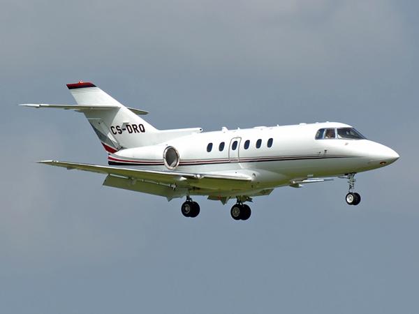 Netjets    BAe.125 Hawker 800XPi   CS-DRQ