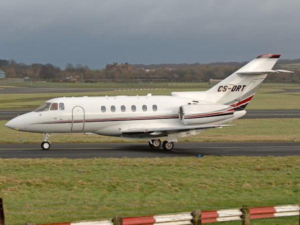 BAe 125 Hawker 80XLI    CS-DRT