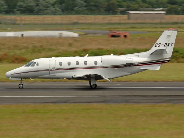 Netjets   Cessna 560XL Citation XLS   CS-DXT