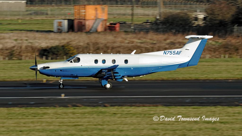 Pilatus  PC-12/47NG   N755AF (1755)