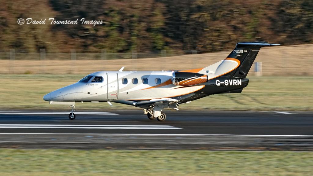 Embraer  EMB-500 Phenom 100   G-SVRN