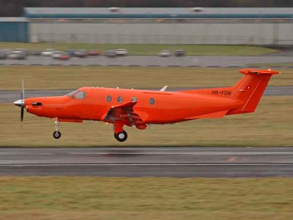 Pilatus  PC-12NG    HB-FSW(1094)
