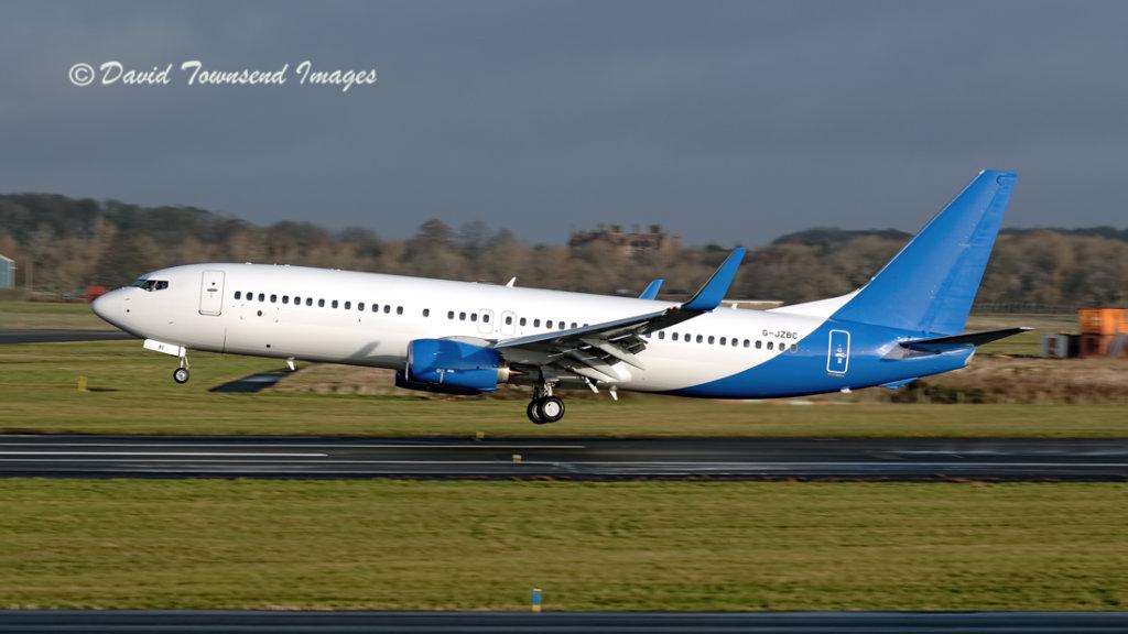 Jet 2 Boeing 737-8MG(W) G-JZBC