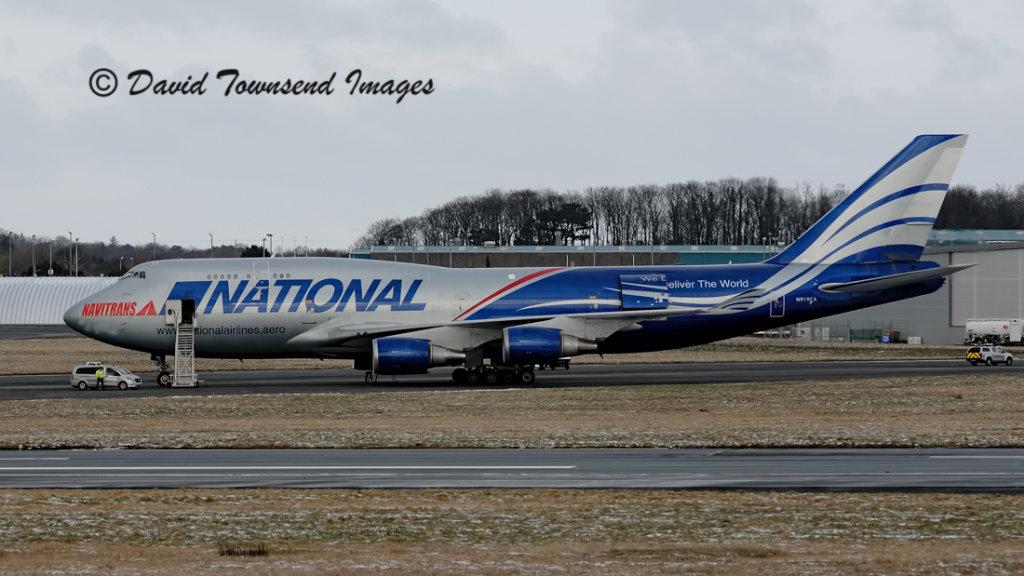 National Air Cargo     Boeing 747-428/BCF      N919CA