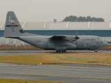 USAF   Lockheed C-130J Hercules    98-1357