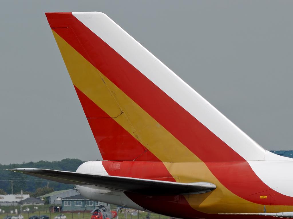 Kallita Air Boeing 747-251B
