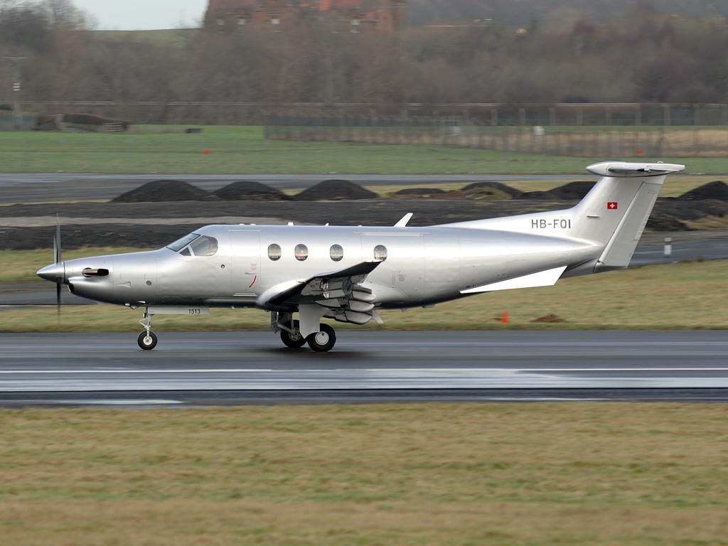 Pilatus  PC-12/47E   HB-FQI (1513)
