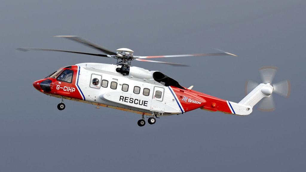 Bristow Sikorsky S-92A   G-CIHP