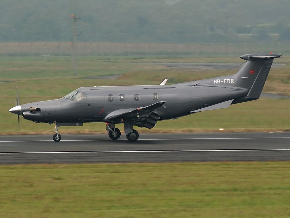 Pilatus  PC-12/47     HB-FRR(CN 733)