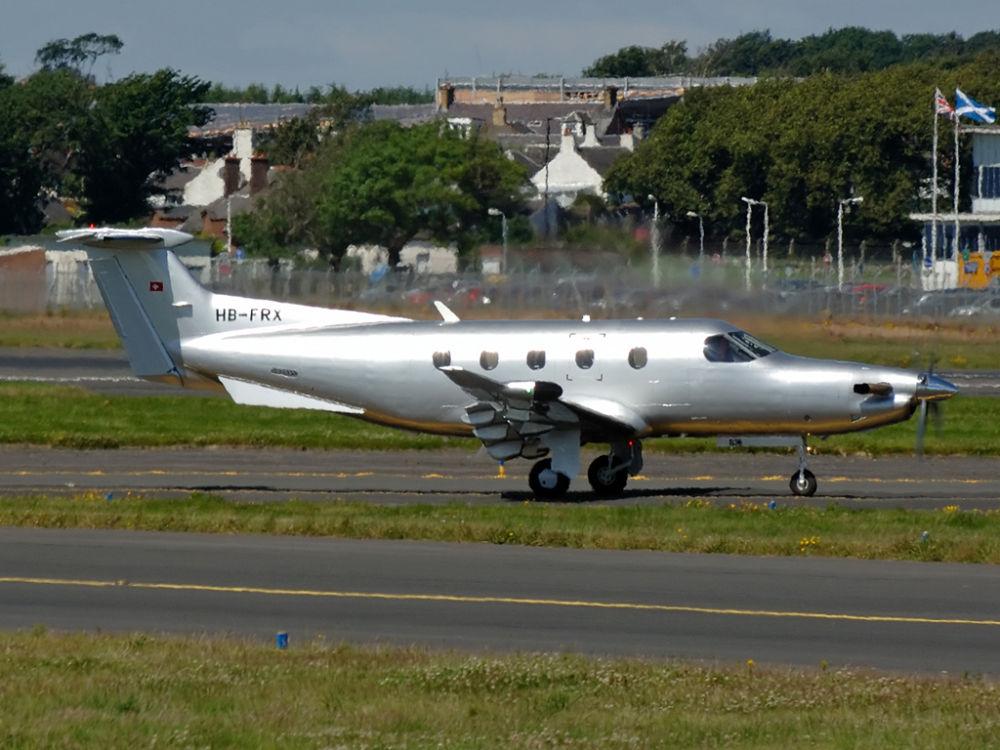 Pilatus   PC-12/45   HB-FRX (836)